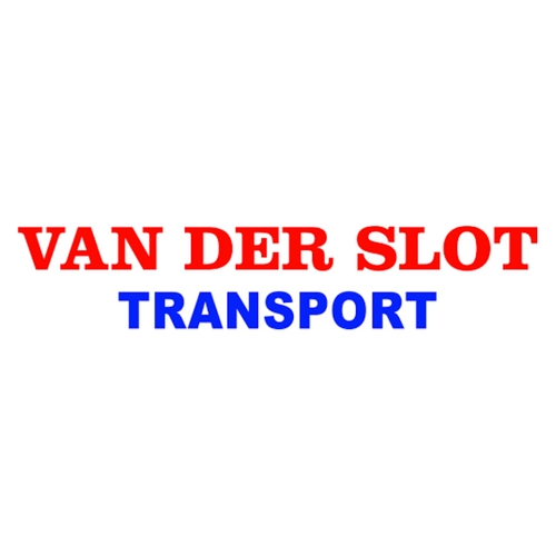 van der Slot transport logo